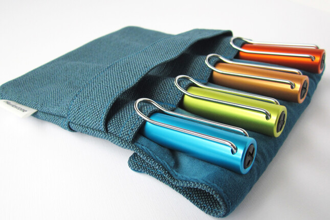 Burlington 4 Pen Pouch