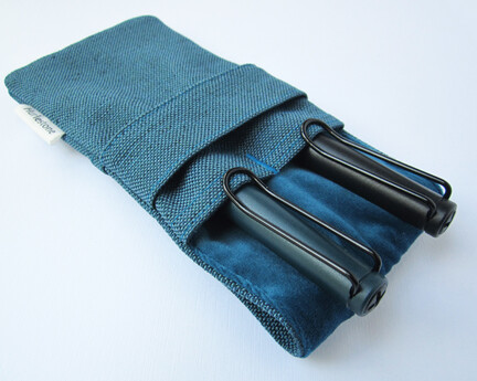Burlington 2 Pen Pouch