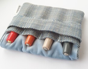 New Pen Pouch for Short/Small Pens