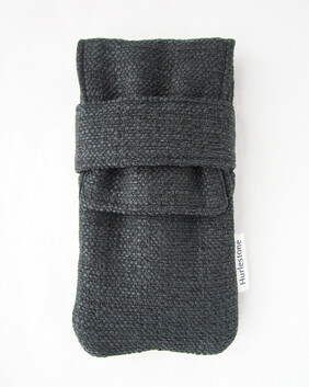 Charcoal Pen Pouch (2 or 3 pens)