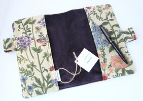 Georgie Notebook Cover (A6, A5 or B6) - from NZ$43