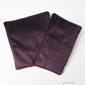 Purple Pen Pillow - Small/Large from NZ$16.00