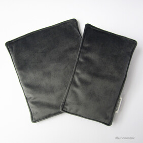 Charcoal Pen Pillow - Small/Large from NZ$16.00